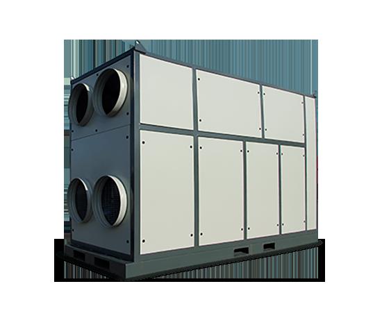 Alquiler Generadores Calor